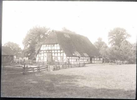 ARH NL Kageler 1178, Fachwerkscheune, ohne Datum