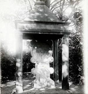 ARH NL Kageler 1192, Herzog-Albrecht-Denkmal, Schloß Ricklingen, ohne Datum