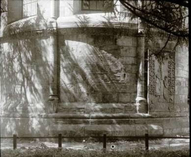 ARH NL Kageler 1200, Romanische Kirche, Wunstorf, 1914