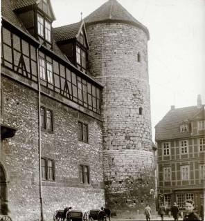 ARH NL Kageler 1206, Beginenturm, Hannover, ohne Datum