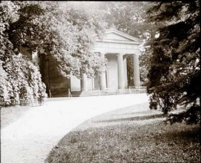 ARH NL Kageler 1208, Mausoleum, Herrenhausen, ohne Datum