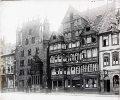 ARH NL Kageler 1213, Marktplatz, Hildesheim, ohne Datum
