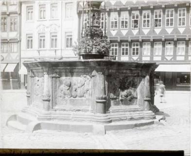 ARH NL Kageler 1214, Rolandbrunnen, Hildesheim, ohne Datum