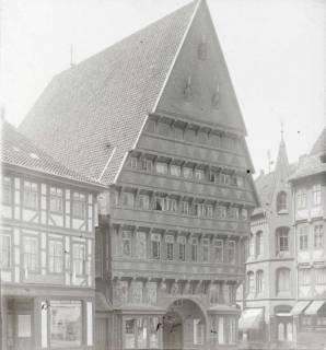 ARH NL Kageler 1219, Knochenhaueramtshaus, Hildesheim, ohne Datum