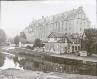 ARH NL Kageler 1221, Schloß, Hann. Münden , ohne Datum