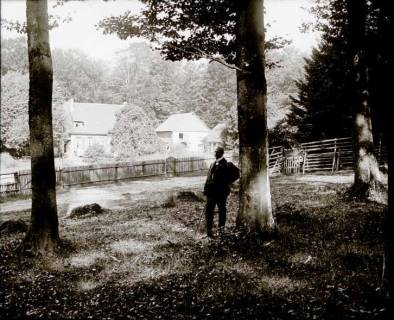 ARH NL Kageler 1223, Hermann Engelke, Köllnisch Feld, Deister, ohne Datum