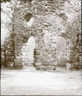 """ARH NL Kageler 1225, """"Hexenturm"""" im Hinüberschen Garten, Marienwerder, ohne Datum"""