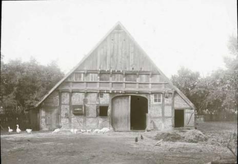 ARH NL Kageler 1248, Fachwerkscheune, Berenbostel, ohne Datum