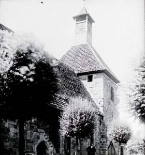ARH NL Kageler 1249, Kirche vor dem Umbau, Hohenbostel, 1940