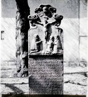 ARH NL Kageler 1252, Grabstein (Cord Krone + 1620), Gehrden, 1940