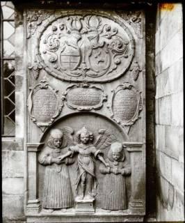 ARH NL Kageler 1254, Kindergrabstein (1659), Barsinghausen, 1940