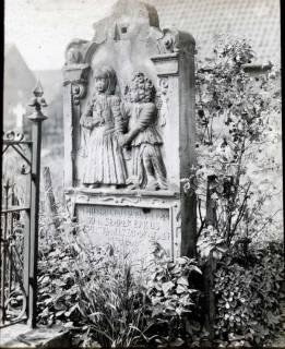 ARH NL Kageler 1257, Kindergrabstein, Lenthe, 1940