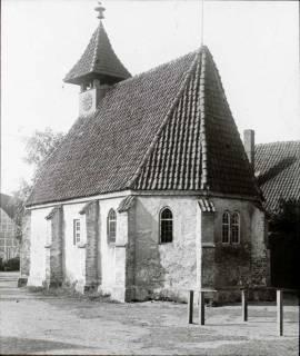 ARH NL Kageler 1274, Gotische Kapelle, Gümmer, 1940