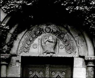 ARH NL Kageler 1301, Bogenfeld an Kirche, Gehrden, 1940