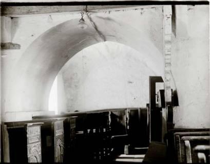 ARH NL Kageler 1302, Romanischer Bogen, Hiddestorf, 1940