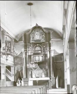 ARH NL Kageler 1306, Altar, Groß Munzel, 1940
