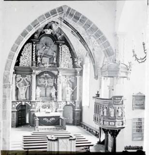 ARH NL Kageler 1308, Hauptaltar, Wennigsen, 1940