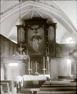 ARH NL Kageler 1310, Altar, Stemmen, 1940