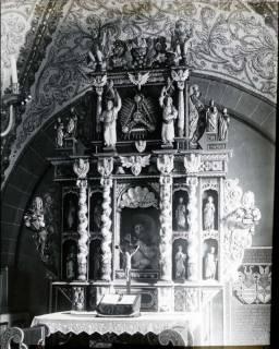 ARH NL Kageler 1311, Altar, Wilkenburg/Hemmingen, 1940