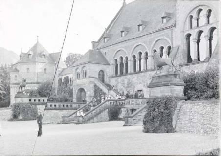 ARH NL Kageler 1319, Kaiserpfalz, Goslar, 1913