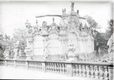 ARH NL Kageler 1327, Zwinger, Dresden, ohne Datum