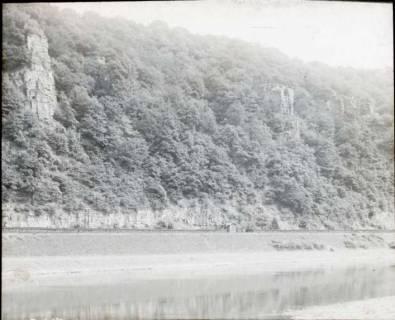 ARH NL Kageler 1335, Ufergestein bei Carlshafen, Oberweser, ohne Datum
