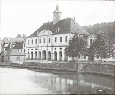 ARH NL Kageler 1336, Amtsgericht und Rathaus, Karlshafen, ohne Datum