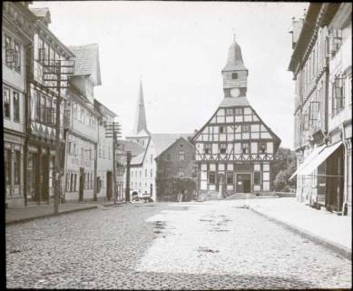 ARH NL Kageler 1355, Rathaus, Uslar, ohne Datum