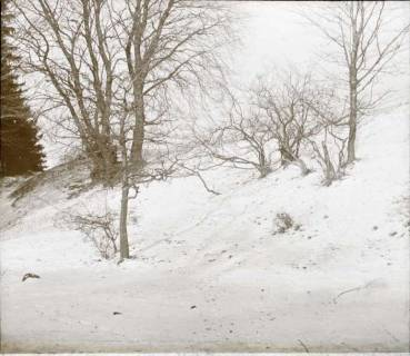 ARH NL Kageler 1368, Osterwald im Schnee, ohne Datum