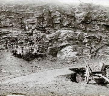 ARH NL Kageler 1370, Steinbruch aus dem braunen Jura, Stemmer Berg, ohne Datum