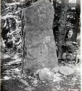 """ARH NL Kageler 1382, """"Steinernes Herz"""", Osterwald, ohne Datum"""