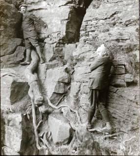 ARH NL Kageler 1390, In den Felsen am Hohenstein, Süntel, ohne Datum