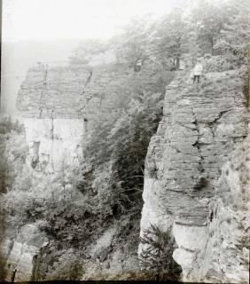 ARH NL Kageler 1391, Felsen am Hohenstein, Süntel, ohne Datum