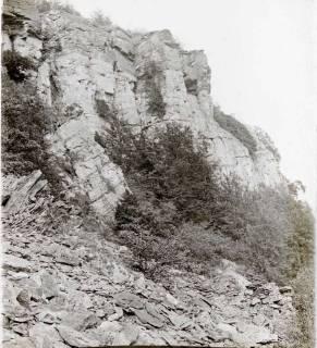 ARH NL Kageler 1392, Felsen am Hohenstein, Süntel, ohne Datum