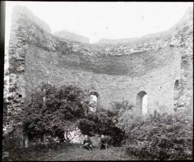 ARH NL Kageler 1395, Ruine Krukenburg, Bad Karlshafen, ohne Datum
