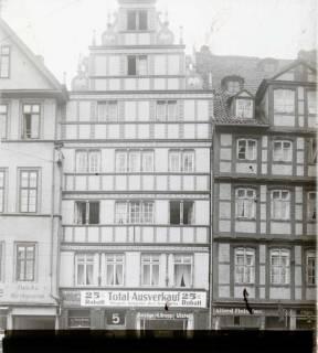 ARH NL Kageler 1406, Renaissance Häuser, Hannover, ohne Datum