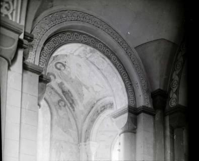 ARH NL Kageler 1407, Wand-, Deckenmalerei, Kirche, Idensen, ohne Datum