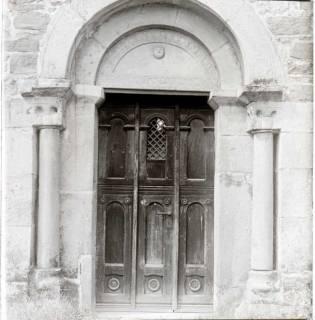 ARH NL Kageler 1420, Romanisches Portal, Lügde, ohne Datum
