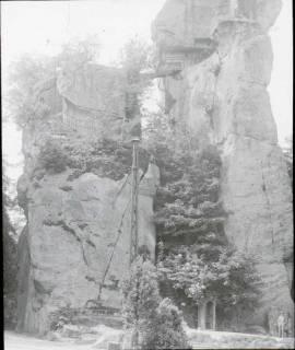 ARH NL Kageler 1421, Externsteine, Detmold, ohne Datum