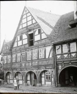 ARH NL Kageler 1423, Rathaus, Schwalenberg , ohne Datum