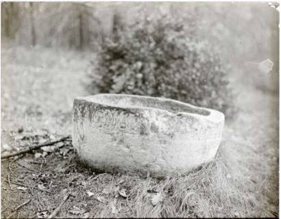 ARH NL Kageler 1433, Romanische Taufschale, Gehrden, ohne Datum