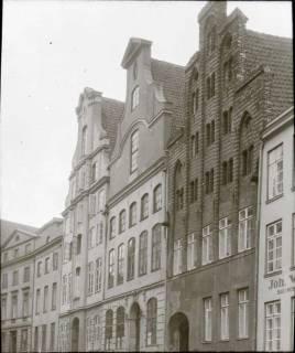 ARH NL Kageler 1512, Bürgerhäuser, Lübeck, ohne Datum