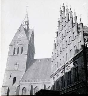 ARH NL Kageler 1514, Marktkirche, Hannover, ohne Datum