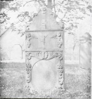 ARH NL Kageler 1529, Grabstein Maria Schapers, ohne Datum