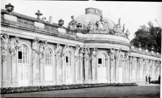ARH NL Kageler 1537, Schloss Sanssouci, Potsdam, ohne Datum