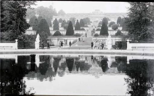 ARH NL Kageler 1538, Schloss Sanssouci, Potsdam, ohne Datum