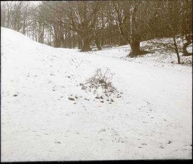 ARH NL Kageler 1559, Landschaft mit Schnee, Osterwald, ohne Datum