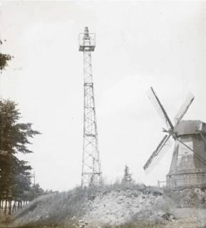 ARH NL Kageler 1560, Bohrturm und Windmühle, Sachsenhagen, ohne Datum