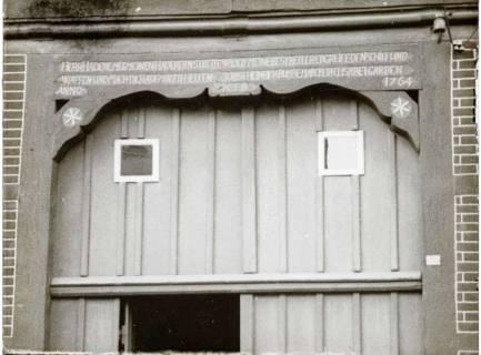 ARH NL Kageler 1564, Haus Eike in der Neuen Straße, Gehrden, ohne Datum