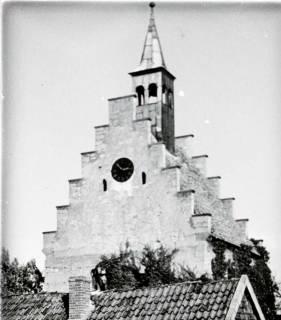 ARH NL Kageler 1566, Staffelgiebel der Kirche, Gehrden, ohne Datum